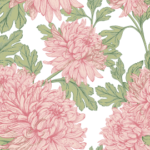 S7 Pink Floral
